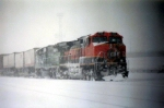 BNSF 962
